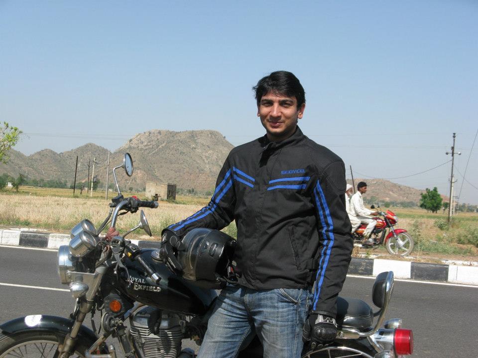 Sandeep Pic